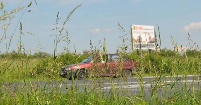 Urzędnicy zapewniają, że będą kosić trawniki przy drogach.
