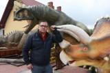Kompleks rekreacyjny z parkiem dinozaurów i mini zoo w gminie Imielno prawie gotowy. Szykują się atrakcje