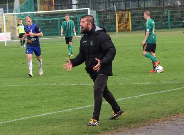 Trener Stali Stalowa Wola Rafał Wójcik już odcierpiał swoją karę nałożoną przez Polski Związek Piłki Nożnej i w sobotę będzie kierował poczynaniami zielono-czarnych z ławki trenerskiej.