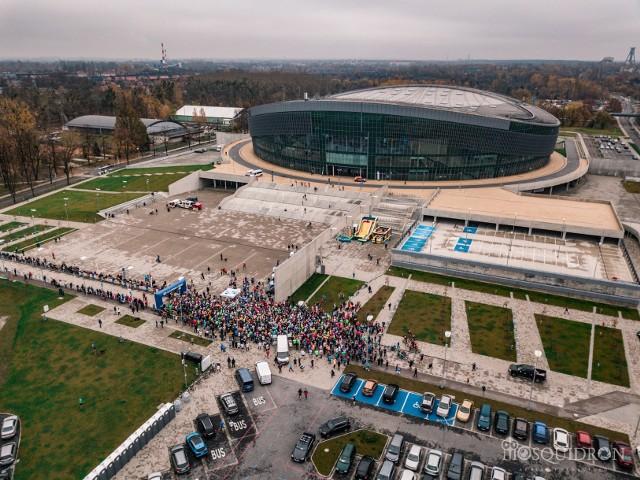 Arena Gliwice.