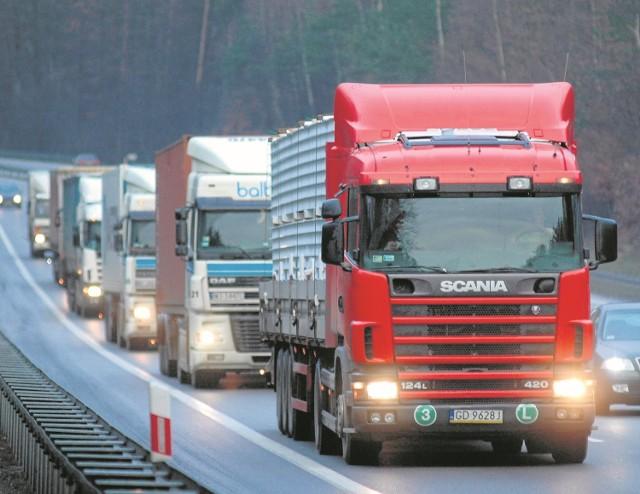 Porozumienie uspokoiło polskie firmy przewozowe
