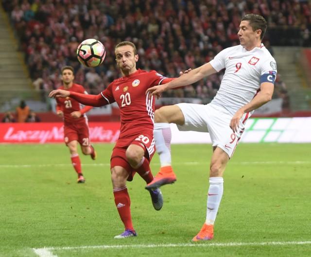 Reprezentacja Polski. Robert Lewandowski już myśli, jak zaskoczyć 11.11.2016 w meczu Rumunia Polska