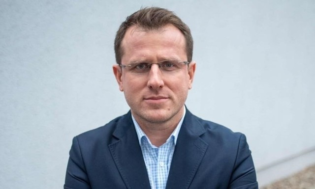 Leszek Waligóra, zastępca redaktora naczelnego Głosu Wielkopolskiego.