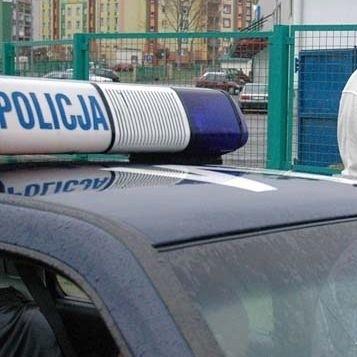 Policja musiała skorzystać z pomocy psa tropiącego, by odnaleźć kierowcę. Ten pijany schował się do szafy w domu