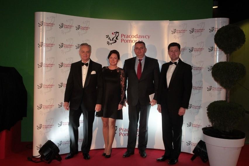 Tegoroczna Gala Pracodawców Pomorza była okazją do uhonorowania najlepszych w biznesie