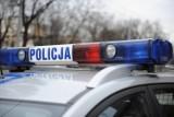 Śmiertelny wypadek w Brzezinach. Nie żyje kobieta, która przechodziła przez jezdnię