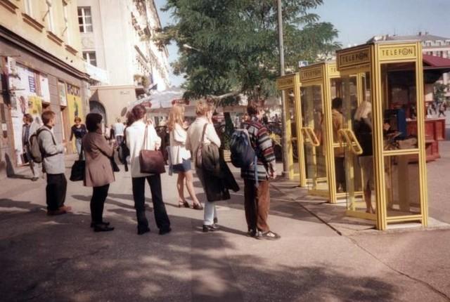 Kraków lata 90.