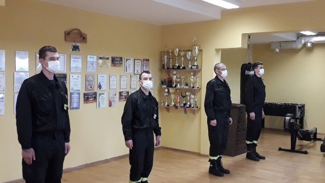 W Inowrocławiu odbyły się obchody Dnia Strażaka