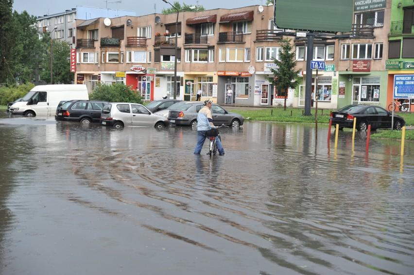 Nie był to pierwszy kataklizm, który tego roku nawiedził...