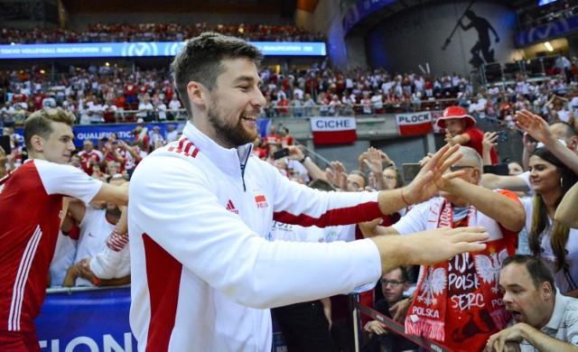 Michał Kubiak jest jednym z liderów reprezentacji Polski.