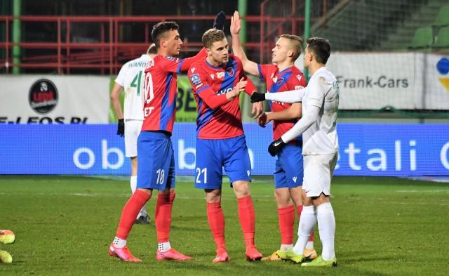 Raków Częstochowa pokonał Wartę Poznań 1:0 Zobacz kolejne zdjęcia. Przesuwaj zdjęcia w prawo - naciśnij strzałkę lub przycisk NASTĘPNE
