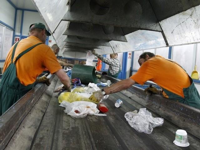 Zamiast do sortowni, a później na wysypisko odpady będa trafiać do kotłów zakładu PGE.