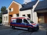 Nowa siedziba ratowników medycznych z Lutowisk. Dokonano uroczystego otwarcia i poświęcenia nowej siedziby