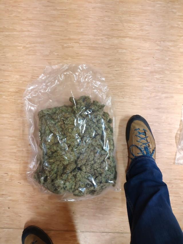 Policjanci z Opola przejęli blisko 5 kg narkotyków.