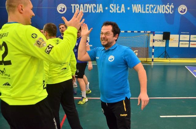 Trener SPR Stali Mielec Tomasz Sondej