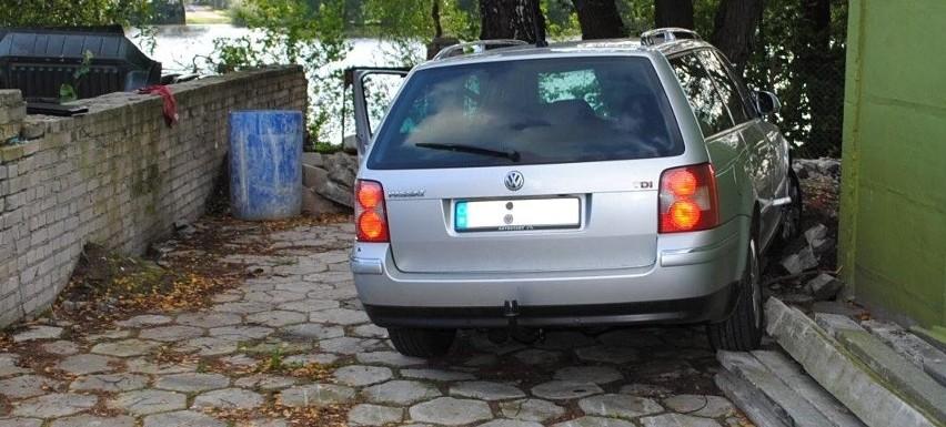 Wałcz Tiry Zajechały Drogę Pijanemu Kierowcy Głos Szczeciński