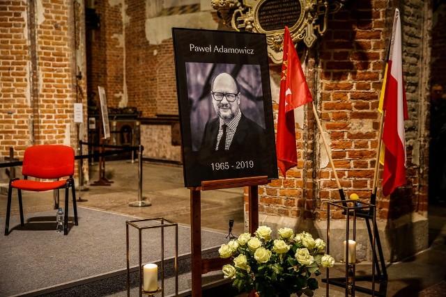 Paweł Adamowicz spocznie w Bazylice Mariackiej