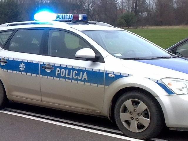 Fałszywy policjant grasował w Brańsku