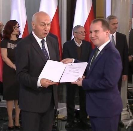 ADAM ANDRUSZKIEWICZ, Klub Parlamentarny PiS...