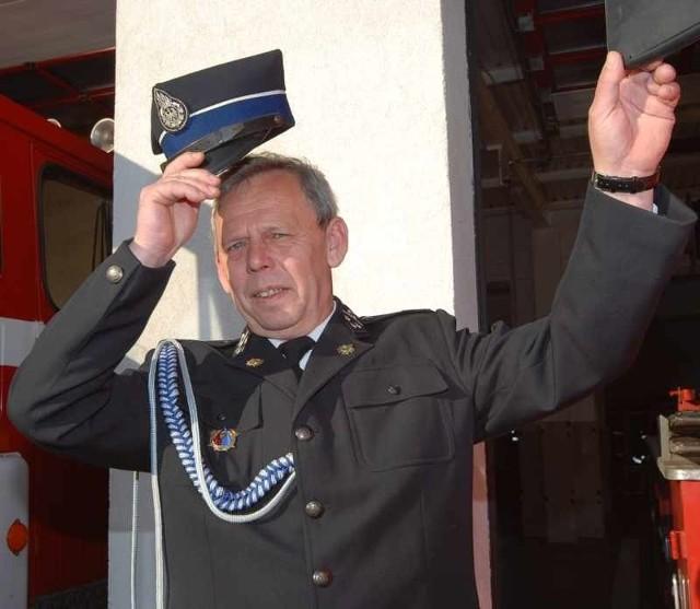 Werner Niksdorf - strażoholik.