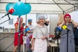 Eurydyki zebrały tysiąc chust dla pacjentek onkologicznych. Dzięki nim poczują się piękniejsze (ZDJĘCIA)