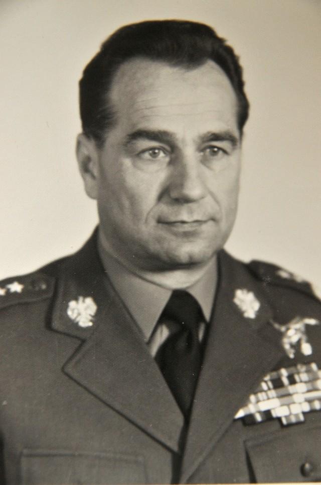Generał Michałowski był żołnierzem przez 37 lat