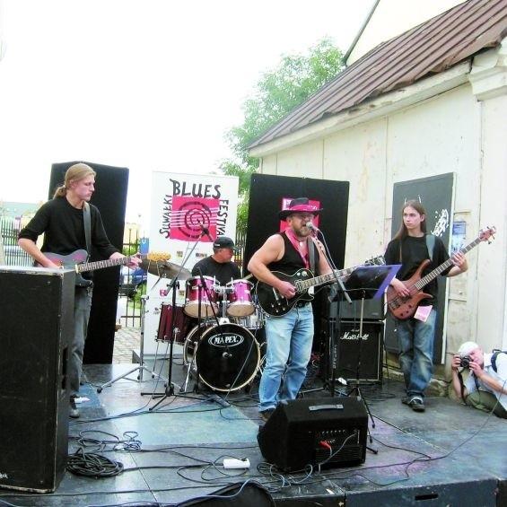 Gaz Blues Grupa zagra podczas Zaduszek Bluesowych
