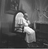 Rocznica śmierci Jana Pawła II. Archiwalne zdjęcia papieża