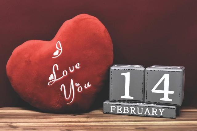 Walentynki to idealna okazja, aby zabrać swoją druga połówkę na romantyczną kolację.