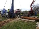 W gminie Kunów budują awaryjne ujęcie wody.  Zaopatrzy mieszkańców kilku miejscowości (ZDJĘCIA)
