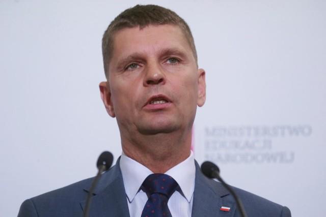 Piontkowski: O darmowych szczepionkach dla nauczycieli będę rozmawiał z ministrem zdrowia