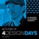 Katowice: Gwiazdy architektury i designu na 4 Design Days w Międzynarodowym Centrum Kongresowym i Spodku