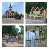 Nowy Sącz.W Miasteczku Galicyjskim ogród sensoryczno- edukacyjny przyciąga maluchów [ZDJĘCIA]