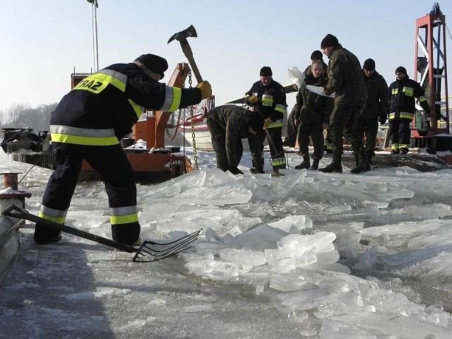 W ubiegłym roku strażacy z gminy Kruszwica interweniowali aż 485 razy, najwięcej w województwie