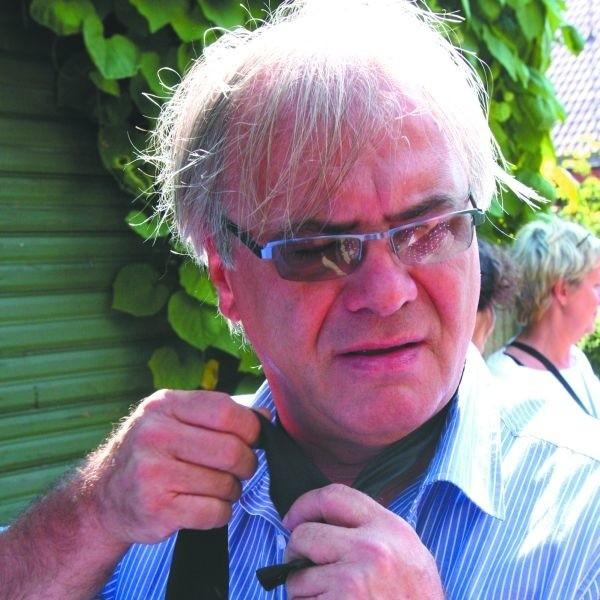 Jacek Bromski, reżyser jest jednym z 17 wspaniałych nominowanych do Złotych Kluczy