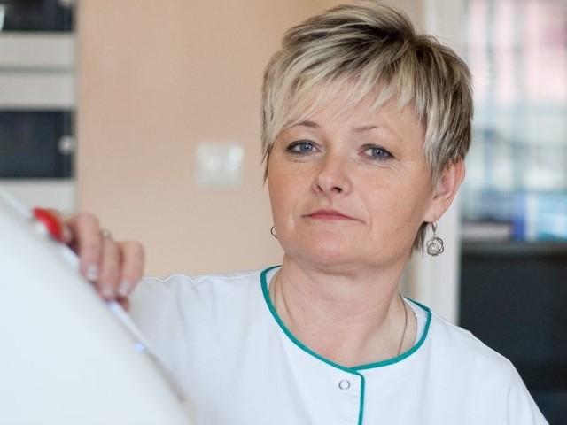 Maria Perkowska.