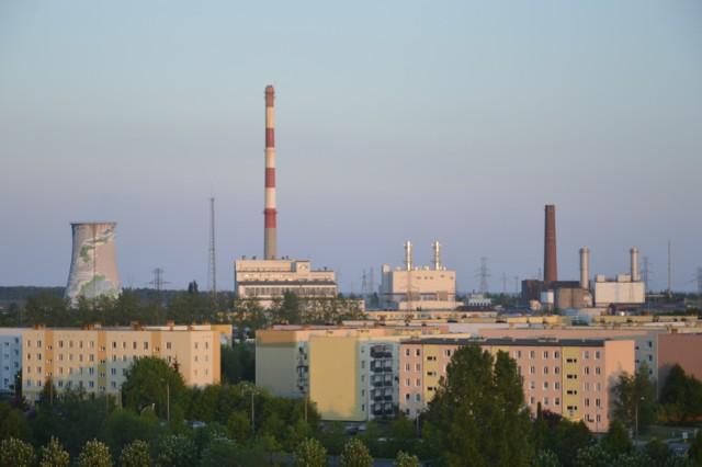 W zeszłym roku elektrociepłownia obchodziła 70-lecie istnienia.