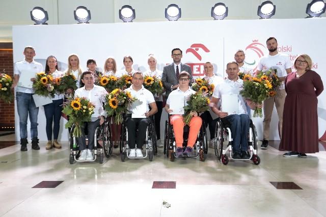 PKN ORLEN podziękował medalistom Igrzysk Paraolimpijskich w Tokio