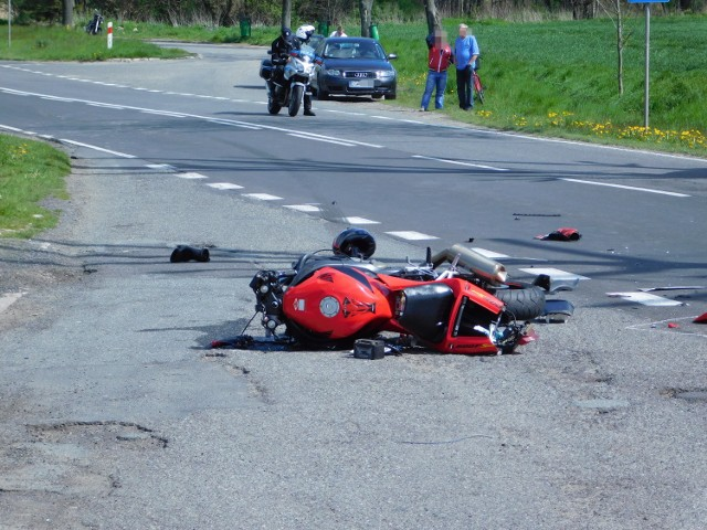Wypadek pod Mokrzeszowem, 07.05.2016