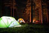 Gratka dla miłośników spania na dziko. W dolnośląskich lasach będzie można legalnie nocować