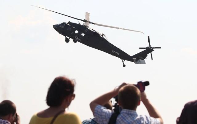 Mielecki Black Hawk (na zdjęciu) rywalizuje o kontrakt dla naszego wojska z PZL Świdnik.