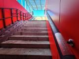 Sosnowiec. Dwa przejścia podziemne są jak nowe. Przeszły gruntowny remont. Jest kolorowo i bezpiecznie
