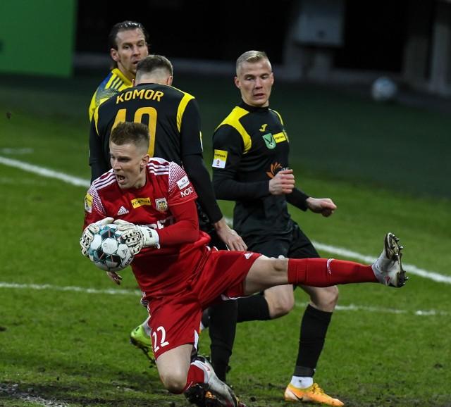 Piłkarze GKS Jastrzębie powalczą z Radomiakiem o drugie z rzędu zwycięstwo