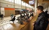 Tak zaledwie 10 lat temu wyglądał dworzec Wrocław Główny. Pamiętacie jeszcze?
