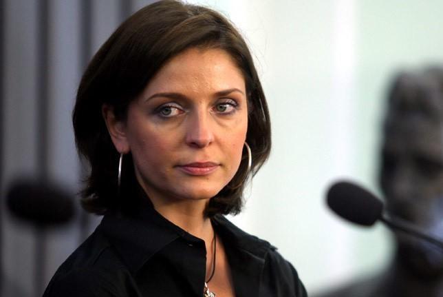 Minister sportu Joanna Mucha odwiedzi Zieloną Górę