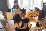Powiatowy konkurs fryzjerski w Kłobucku. Fryzury nawiązywały do minionych epok ZDJĘCIA