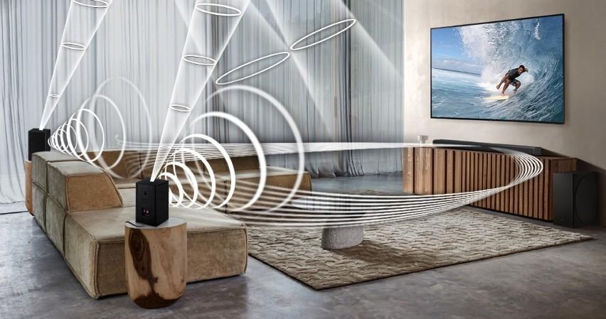 Jak poprawić wydatnie jakość dźwięku płynącego z telewizora. Są na to sprawdzone sposoby
