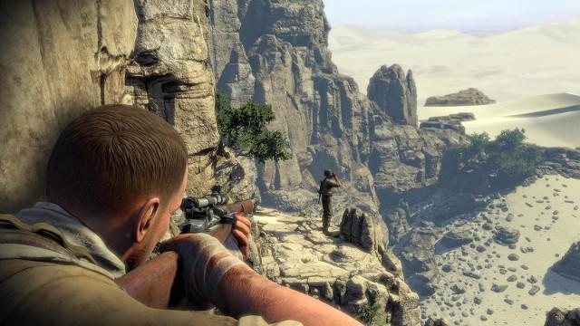 Sniper Elite III: AfrikaSniper Elite III: Afrika