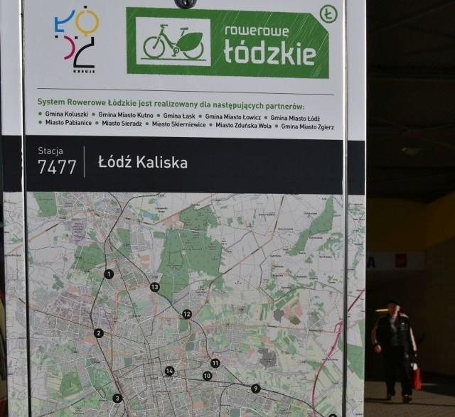 System Rowerowe Łódzkie miał ruszyć w 10 miastach województwa we wtorek, 6 listopada.