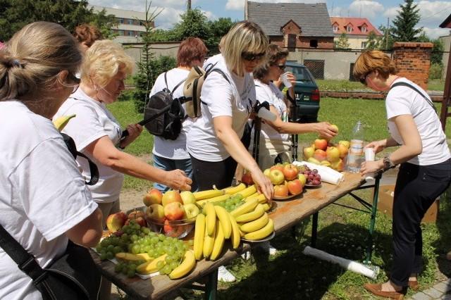 Podczas pikników promowany jest zdrowy styl życia